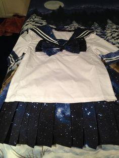 galaxy school girl