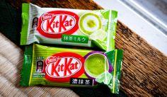 Kit Kat 抹茶アソート (Assorted Tea) Mini 02