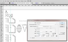 Stitch works software how awesome this is a program that helps create crochet symbol charts ccuart Image collections