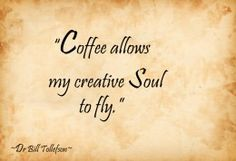 Coffee recharges my Soul. How to blend a rich and fuller cup of coffee.