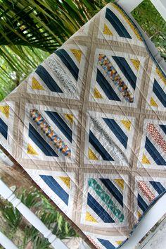 Artisan fabric free quilt pattern