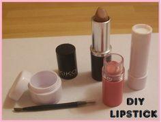 DIY Lipstick...made by me