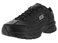 Skechers Mens Energy Shook Up SneakerBlack95 >>> Read more reviews of the product by visiting the link on the image.