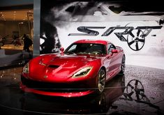 The all-new 2013 SRT (Street and Racing Technology) Viper was unveiled at the New York International Auto Show, marking its highly anticipated return to the high-performance sports car market.