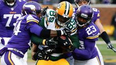 Who will win the NFC North? The Vikings. What do you think?