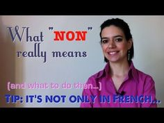"""What """"non"""" really means"""
