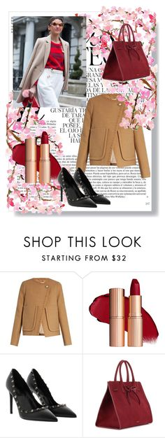 """""""New set"""" by jasna91 ❤ liked on Polyvore featuring See by Chloé, Mansur Gavriel, Whiteley, for and walk"""