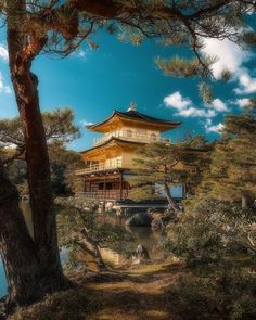 "289 Likes, 47 Comments - Russell Pearson (@pearsonphotography) on Instagram: ""Kinkaku-ji or as it's beter known the golden temple....on photo's this place always looks so…"""
