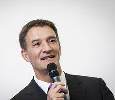 Frédéric Ferrer, journaliste Europe 1 / Forum Bien vivre au travail SNCF (novembre 2013) Europe 1, 2013, November