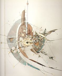 Lee Bontecou - there's something about it that's Paul Klee Contemporary Sculpture, Contemporary Art, Abstract Sculpture, Sculpture Art, Lee Bontecou, Architecture Drawings, Architecture Collage, Installation Art, Concept Art