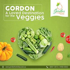 All the Veggies out there! Gordon offers your most loved fruits and vegetables under one single roof at the most affordable costs.  Visit www.gordonfruitshop.com.au  #HealthyLiving #EatHealthy #FreshFruits #FreshVegetables #FreshFromFarm #OrganicFruits #OrganicVegetables Organic Vegetables, Fruits And Vegetables, Veggies, Fresh Fruit, Green Beans, Healthy Living, Food, Fruits And Veggies, Healthy Life