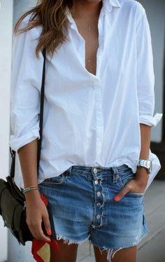 Jeans&white