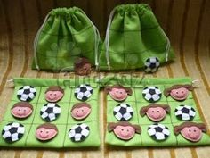 Soccer Birthday, Soccer Party, Sports Party, Birthday Parties, Paper Pom Poms, Sport Craft, School Games, Diy Party, Party Ideas