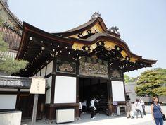 二条城 (Nijo-jo Castle) in 京都市, 京都府 Castle in Kyoto