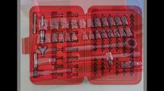 """BỘ KHẨU 99-093 gồm các chi tiết:  19 cái, Típ lục giác: 8, 9, 10, 11, 12, 13, 14, 15, 16, 17, 18, 19, 20, 21, 22, 24, 27, 30, 32 mm. 6 cái, Típ 12 góc:10, 12, 14, 15, 17, 19 mm.  2 cái, Mở Buji: 16mm (5/8"""") & 21mm (13/16"""") 1 cái, Cần tự động 10"""" 2 cái, Cần nối dài 5"""" & 10"""" 1 cái, Cục biến 1/2""""F x 1/2""""M 1 cái, Lắc léo 2-7/8""""  Một số model cùng loại có thể bạn cần tới: http://www.chothietbi.com/danh-sach/bo-khau-124.html"""