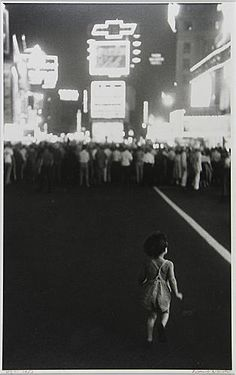 Robert Frank, New York City, 1953.