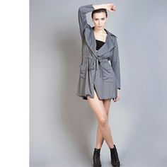 .Get 15 % off Jazz Semi Coat by @NEFERTITI IDR 300 only at our store