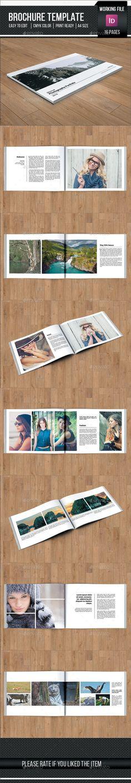 Photography Catalog Template-V185