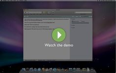 Pear Note for Mac - Useful Fruit Software - Records sound and lets you take notes, indexing the typing to the timeline of the recording. You Videos, Linux, Timeline, Pear, Record Audio, Software, Notes, Let It Be, Fruit