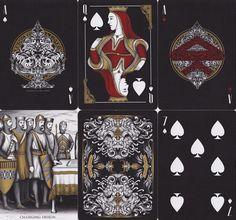 Magna Carta: Royals Playing Cards - RarePlayingCards.com - 4