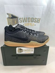 4ec776b7bd8e61 Nike Kobe Bryant Mamba Rage PRM Men s Basketball Shoe AJ7281-020 Size 10   Nike