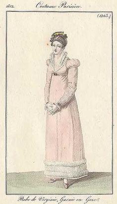 Costumes Parisien 1263