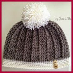 Crochet scarves 576390452288471163 - Tuto crochet – Bonnet femme Source by castleherbez Crochet Adult Hat, Bonnet Crochet, Crochet Cap, Crochet Beanie, Cute Crochet, Crochet Scarves, Crochet Crafts, Crochet Clothes, Crochet Projects