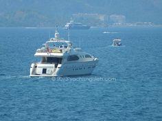 @ Marmaris harbor