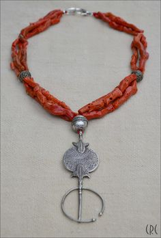 ~~ COLLIERS CORAIL AUTOMNE 2013 ~~ - CORAIL ROUGE CREATIONS