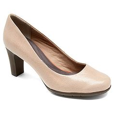 Rockport Total Motion Pump 75mm found at #OnlineShoes