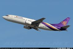 Boeing 737-4D7 aircraft picture