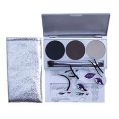 Beth Bender Get in Line Smoky Eyeshadow & Stencil Kit: behind Kate Middleton's use/abuse of eye liner?