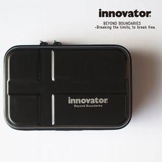スーツケースと同素材 軽量・耐久性に優れたポリカーボネイトを採用。 #innovator #イノベーター #北欧 #sweden #ポーチ