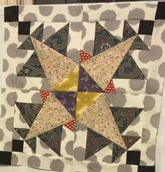 Deni's Atomic Star block.