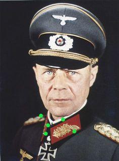 General der Infanterie Hans von Obstfelder