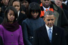 Así se vivió la ceremonia de protesta de Obama