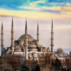 Sultan Ahmet Cami Mosque (Blue Mosque)