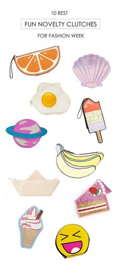 Orange: New Look // Shell: Skinnydip London // Fried egg: Skinnydip London // Popsicle: Asos // Planet: Skinnydip London // Banana: Monki // Sailboat: The Whitepepper // Cake slice: Luna on the Moon // Ice cream cone: Asos // Emoji: Skinnydip London