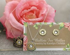Browse unique items from BulletsForBelles on Etsy, a global marketplace of handmade, vintage and creative goods.