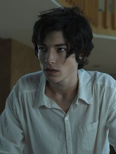 In love with Ezra Miller: sexy, mysterious and a great actor at the film 'We need to talk about Kevin'