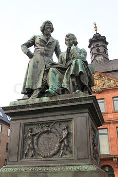 Hanau, Germany: Home of the Grimm Brothers