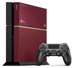 Une PS4 Metal Gear Solid V en édition limitée - Le système PS4 inclus dans ce…