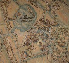 De slag bij Zoetermeer Vintage World Maps, Around The Worlds, History