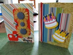 More birthday cards.