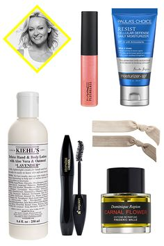 "Gym-Bag Beauty Essentials From Our Favorite Fitness Pros #refinery29 http://www.refinery29.com/gym-bag-beauty-essentials#slide1 Simone De La Rue, founder of Body by SimoneA Day in the Life: ""My philosophy is simple: Make working out and eating well a lifestyle choice, not a chore. Find the balance and make it joyous along the way.""Beauty Philosophy: ""I always have concealer and mascara on, but I don't like to wear foundation when I'm working out — I prefer to keep my skin clean. But, when ..."