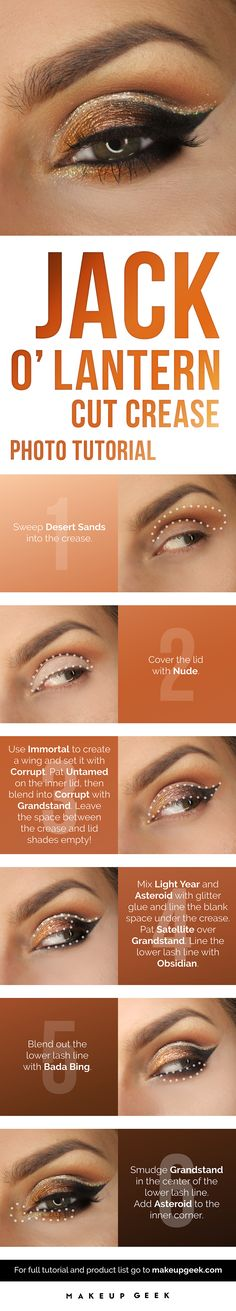 perfect for beauty-halloween party!  Join my free makeup tips and tricks group! http://www.lindseypierce.com/vip