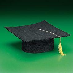 Child's Graduation Caps - OrientalTrading.com