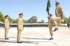 Flying Officer in Pakistan Military Academy :D