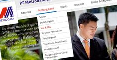 PT. Metrodata Electronics, Tbk.