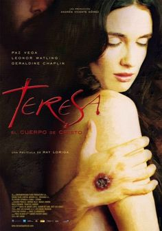 Directed by Ray Loriga. With Paz Vega, Leonor Watling, Geraldine Chaplin, Eusebio Poncela. A drama based on the life of Spain's feminist mystic Saint Teresa (Vega). Drama Movies, Hd Movies, Movies To Watch, Movies Online, Movies And Tv Shows, Movie Tv, Films, Geraldine Chaplin, 16th Century